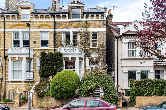 Thumbnail Town house for sale in Geraldine Road, London