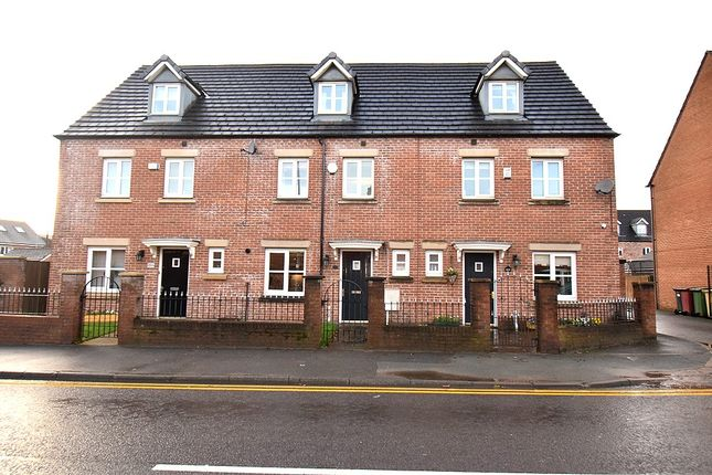 Thumbnail Town house for sale in Church Street, Westhoughton