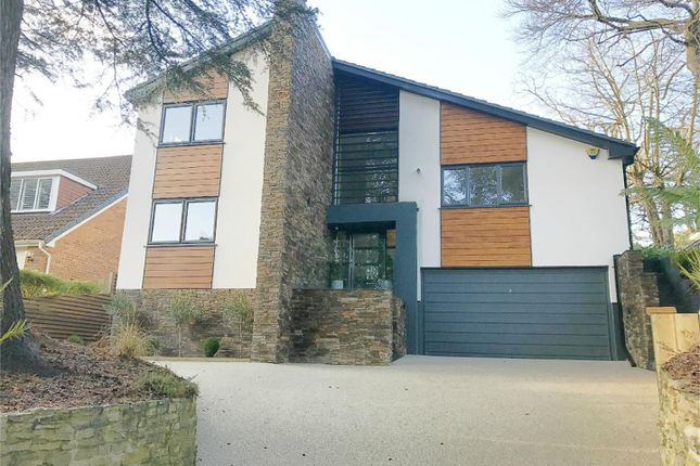Thumbnail Detached house for sale in Durlston Road, Lower Parkstone, Poole