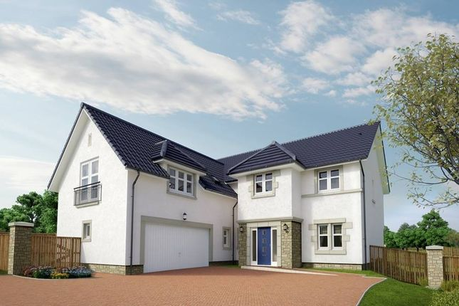 "Thumbnail Detached house for sale in ""The Ranald At The Grove"" at Capelrig Road, Newton Mearns, Glasgow"