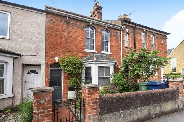 Thumbnail Terraced house for sale in Hurst Street, Oxford