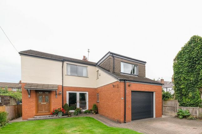 Thumbnail Detached house for sale in Warrington Road, Lymm