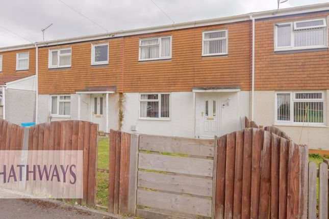 3 bed terraced house for sale in Pisgah Close, Talywain, Pontypool NP4