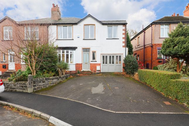 Thumbnail Semi-detached house for sale in Endowood Road, Sheffield