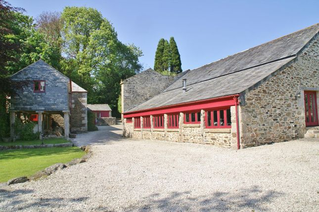 Thumbnail Country house for sale in Milltown, Lostwithiel