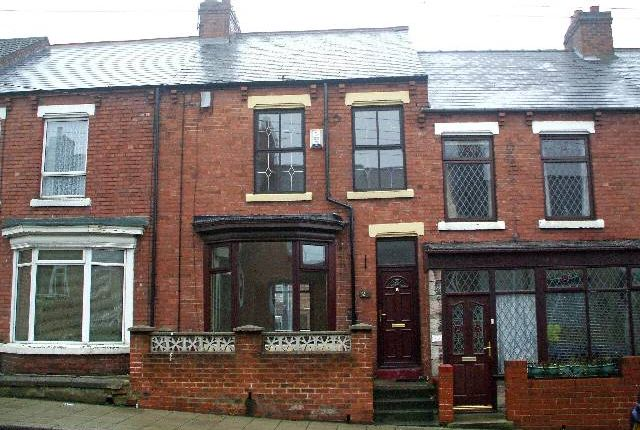 Thumbnail Terraced house to rent in Darlington Road, Ferryhill, County Durham