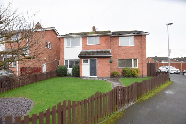 Thumbnail Detached house for sale in Beaumont Road, Barrow Upon Soar, Loughborough