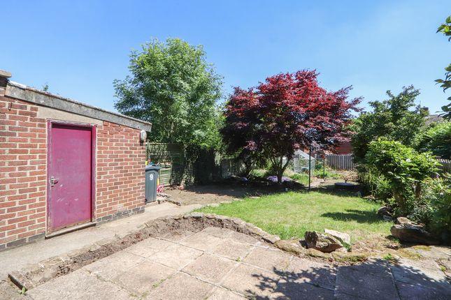 Rear Garden of Thornbridge Avenue, Sheffield S12