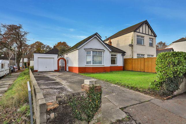 Thumbnail Detached bungalow for sale in Fidlas Road, Llanishen, Cardiff
