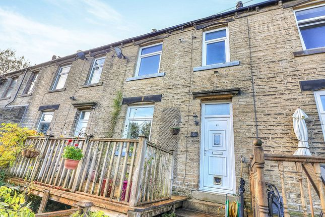 Thumbnail Terraced house for sale in Booth House Terrace, Luddendenfoot, Halifax