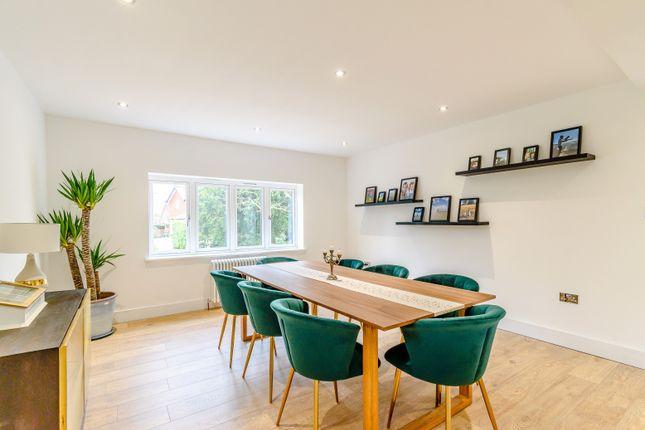 Dining Room of Lynx Hill, East Horsley, Leatherhead KT24