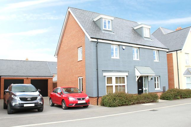 Thumbnail Property for sale in Whittle Drive, Biggleswade