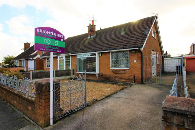 Thumbnail Bungalow to rent in Ellisland, Blackpool