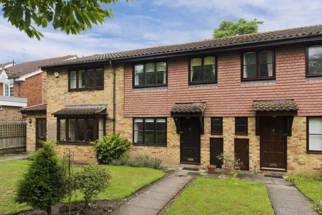 Thumbnail Terraced house to rent in Oatlands Green, Weybridge