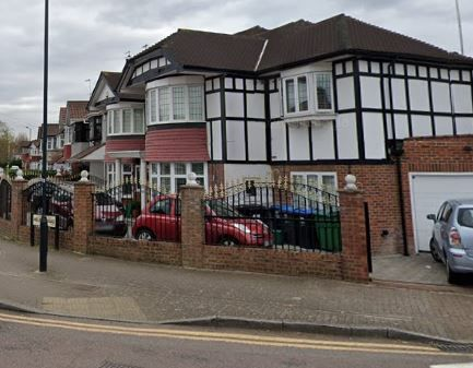 Thumbnail Terraced house to rent in Park Avenue, Dollis Hill