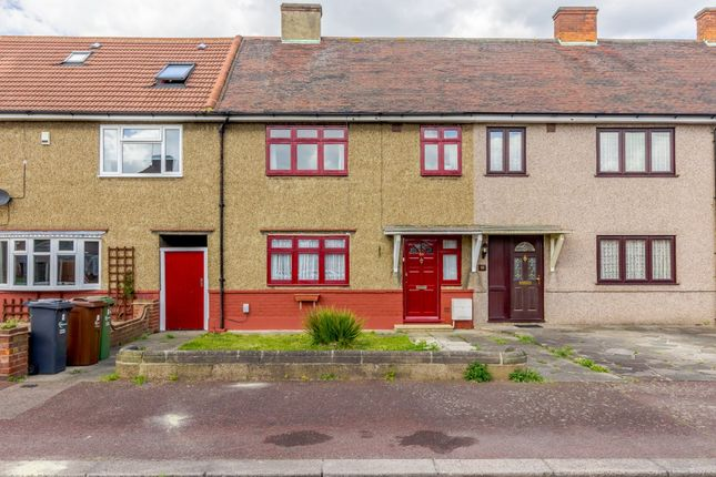 Thumbnail Terraced house for sale in Bell Farm Avenue, Dagenham, London
