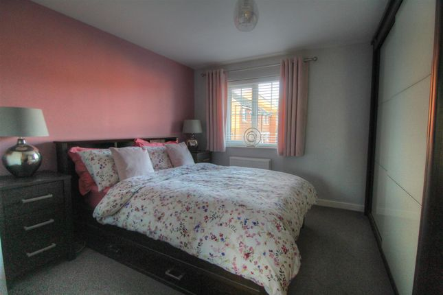 Master Bedroom of Hanover Crescent, Shotton Colliery, Durham DH6