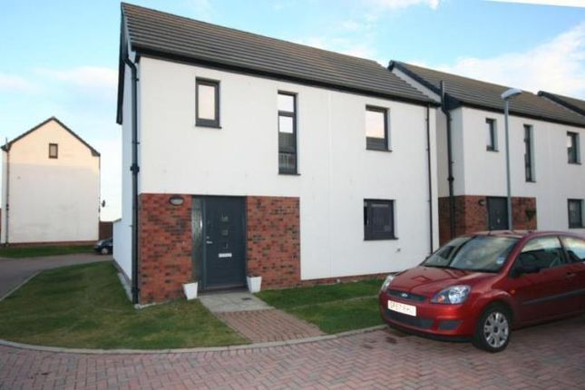 Thumbnail Detached house to rent in George Grieve Way, Tranent