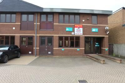 Thumbnail Office for sale in 7 Richfield Place, Richfield Avenue, Reading, Berkshire