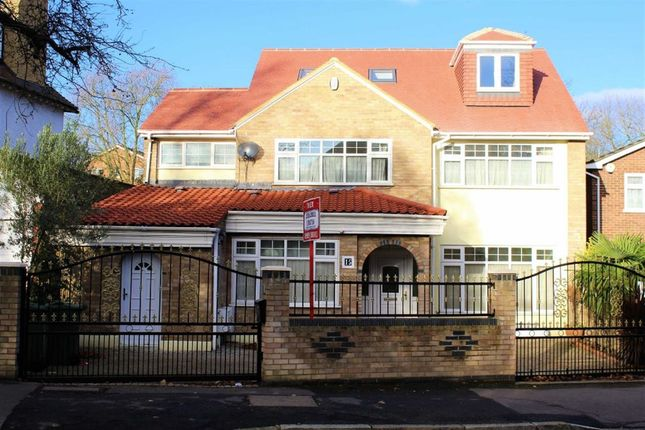 Thumbnail Detached house to rent in Grove Park, Wanstead, London E112Dn