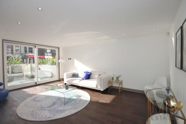 Thumbnail Semi-detached house for sale in Downton House, Westbere Road, West Hampstead