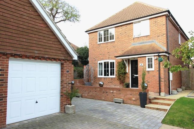 Thumbnail Detached house for sale in Bevan Close, Deal