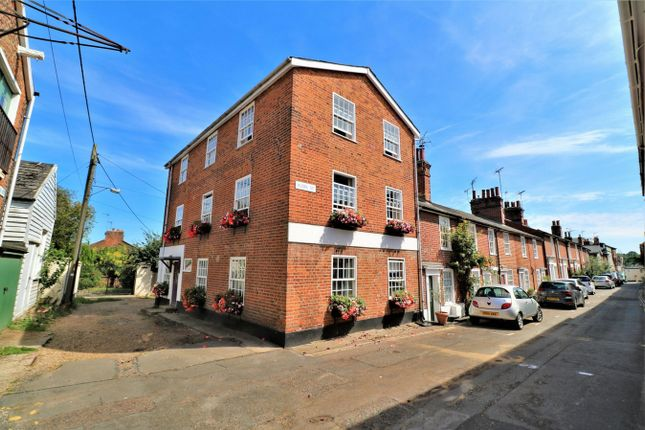 Thumbnail End terrace house for sale in Alma Street, Wivenhoe, Colchester, Essex