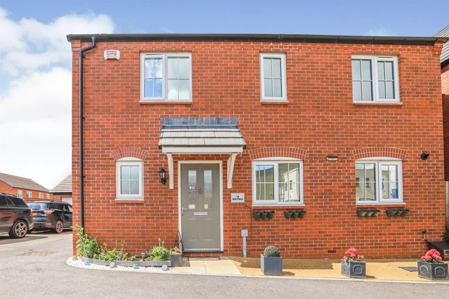 Thumbnail Detached house for sale in Ash Place, Bidford-On-Avon, Alcester