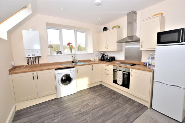 Thumbnail Maisonette for sale in Northfield Road, Okehampton, Devon