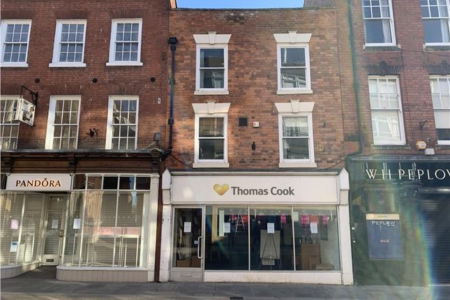 Thumbnail Retail premises to let in Prominent Shop Unit, 26 High Street, Worcester