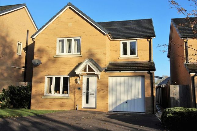 Thumbnail Detached house for sale in Swanmead Drive, Ilminster