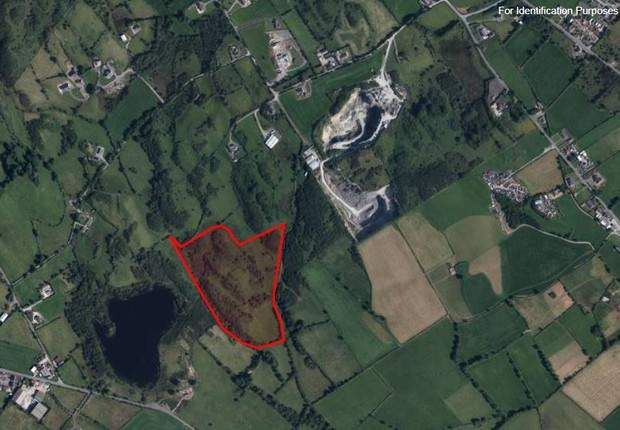 Thumbnail Land for sale in Land At Cortreasla Road, Silverbridge, Newry, County Down