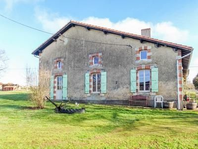 4 bed equestrian property for sale in Oradour-Fanais, Charente, France