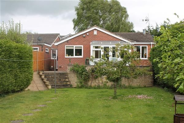 Thumbnail Bungalow for sale in Drakes Lea, Evesham, Evesham