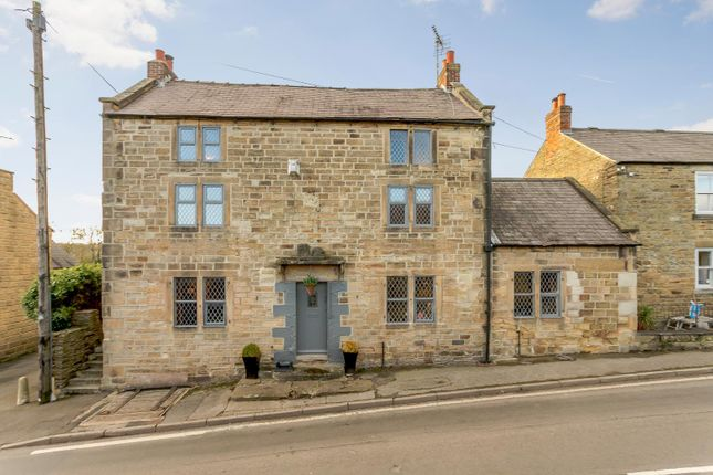 Thumbnail Detached house for sale in Manor Road, South Wingfield, Alfreton