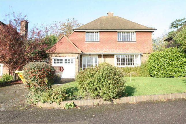 Thumbnail Detached house for sale in The Comyns, Bushey Heath, Bushey
