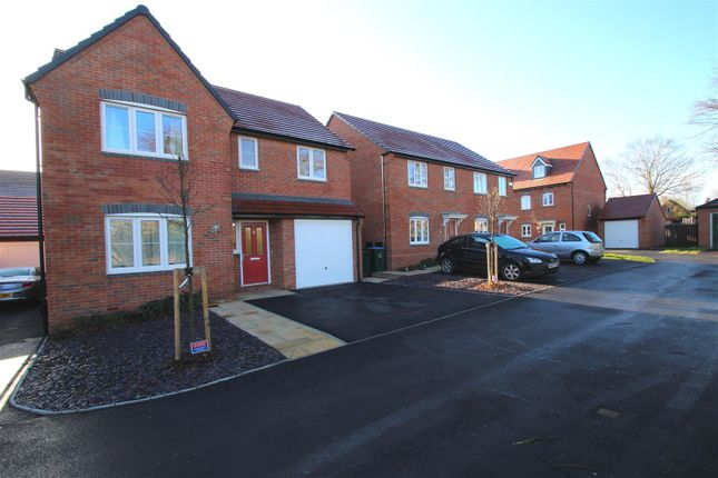 Thumbnail Detached house for sale in Kare Road, Wyken, Coventry