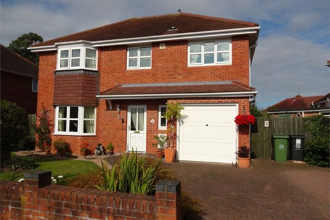 Thumbnail Detached house for sale in Blenheim Road, Worcester