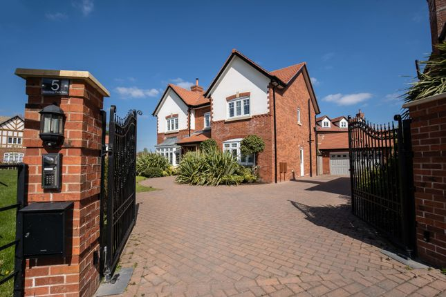 Thumbnail Detached house for sale in Bletchley Park Way, Wilmslow
