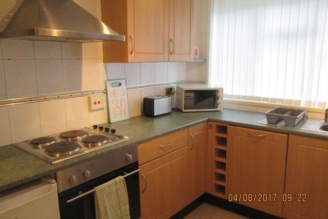 Thumbnail Maisonette to rent in Lockwood Street, Newcastle Under Lyme