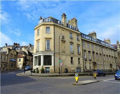 Thumbnail Commercial property for sale in 3 & 3A Fountain Buildings, Bath, Somerset