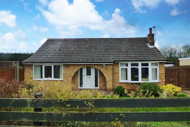 Thumbnail Bungalow for sale in Ravendale Road, Gainsborough