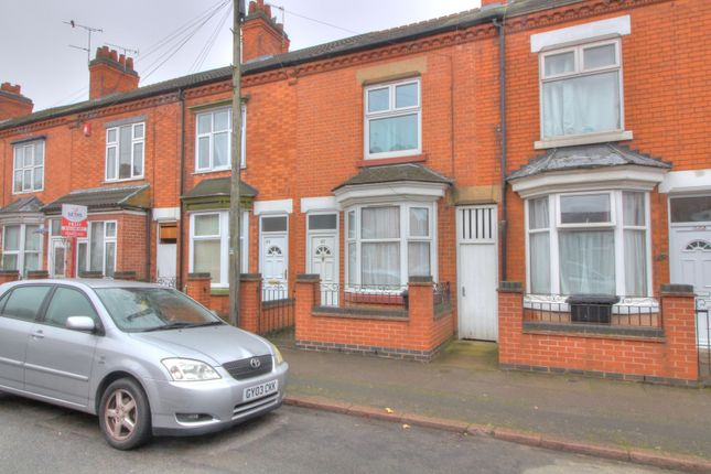 Thumbnail Terraced house for sale in Stafford Street, Belgrave, Leicester