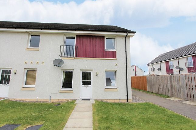2 bed property for sale in 11 Larchwood Drive, Milton Of Leys, Inverness, Highland.