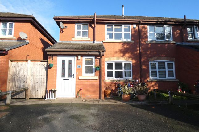 3 bed semi-detached house for sale in Shuldham Close, High Legh, Knutsford WA16