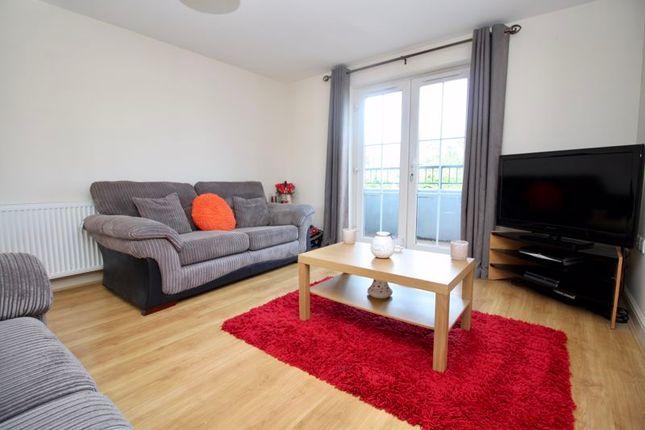 Living Area of Weston Lane, Southampton SO19