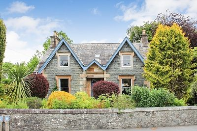 Thumbnail Detached house for sale in Ivy Lodge, 29 Church Street, Newton Stewart