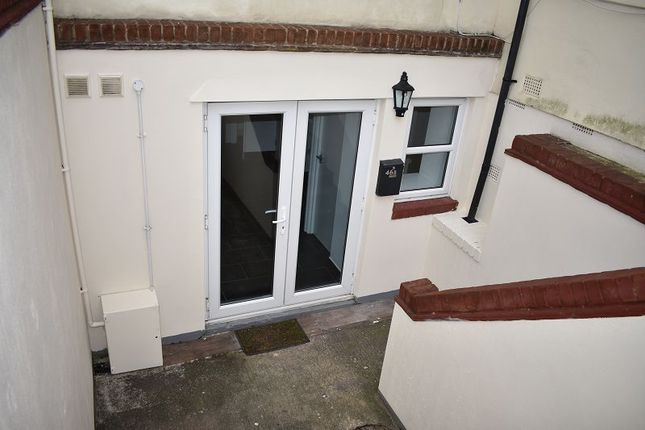 Thumbnail Flat to rent in Powerscourt Road, North End, Portsmouth