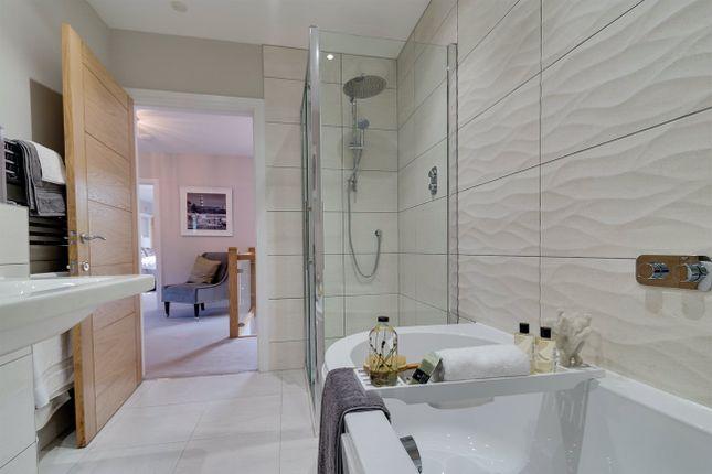 Example Bathroom of Rockbeare, Exeter EX5