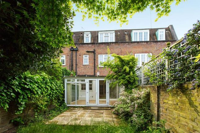 Thumbnail Detached house to rent in Belsize Road, Swiss Cottage, London